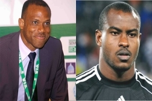 """"""" There Was An Issue In Camp, But Says Enyeama Is Still In Camp """" - NFF"""